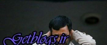 من بودم و کشور گل و بلبل! / احمدینژاد